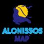 Alonnisos Map – by MasterFold S.A Λογότυπο